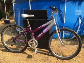 "Girls Raleigh Krush 24"" bike for sale"