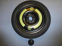 "Audi A1 or VW Polo 16"" spacesaver spare wheel kit"