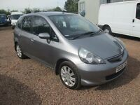 HONDA JAZZ 2005 1.3 LTR PETROL 72000 MILES FULL SERVICE HISTORY 1 YEAR MOT VERY CLEAN CAR!!!