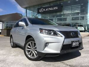 2015 Lexus RX 350 Touring AWD Navi Back Up Cam Leather Bluetooth