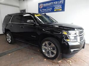 2016 Chevrolet Tahoe LTZ 4X4 LEATHER SUNROOF DVD 22'S