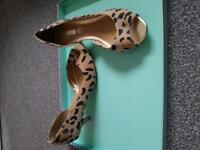 Ladies shoes size 4 1/2 from Next worn once