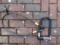 Kryptonite Bike Lock with chain