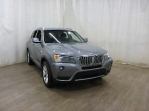 2014 BMW X3 xDrive28i Sunroof Navigation Bluetooth