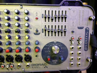 Soundcraft Gicrac 1000 watt mixer amp