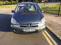 2006 Peugeot 807 HDI EXECUTIVE ECELLENT CONDITION