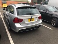 BMW 318D M SPORT TOURING FSH