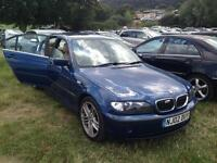 BMW 330D for sale, top speed 142mph