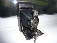 No.2 Folding Autographic Brownie camera