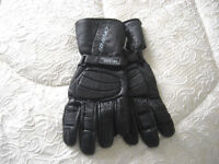 Rhino Leather & Kevlar Motorbike Gloves.