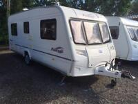2007 Bailey Pageant Bordeaux 4 Berth Fixed Bed