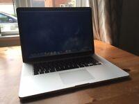 Macbook Pro 15inch Retina 2014