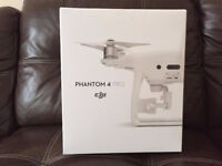 DJI Phantom 4 Pro & Controller, Boxed Fully Sealed Brand NEW