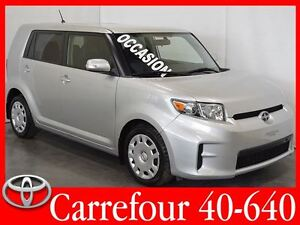 2011 Scion xB 2.4L Cuir+Gr.Electrique+Air+Bluetooth Automatique