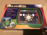 Golden tee golf arcade game plug n play brand new sealed
