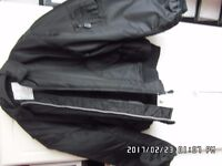 5xxxxx large jacket brand new bargain BLACK