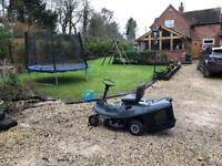 Ride on mower r25 mountfield