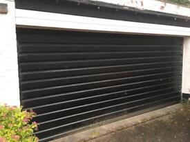 Double Garage Door Metal (Size 4.50 x 1.95m)