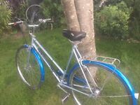 PUCH vintage classic town bike raleigh pashley dawes