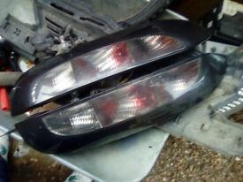 corsa rear lights