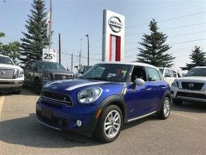 2016 MINI Cooper Countryman Cooper S LEATHER NAVIGATION
