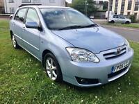Toyota Corolla Diesel - 12 month MOT no advisories