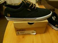 Brand new designer trainers Enties size 10
