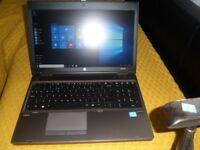 HP PROBOOK 6560b INTEL CORE i3 LAPTOP.