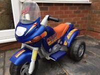 Motorised trike