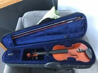 Yamaha YD50V violin with case