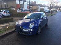 Alfa Romeo Mito 1.3 JTDM-2 Fully Loaded
