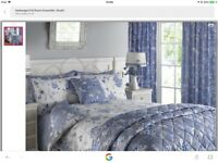 Beautiful super kingsize bedding set