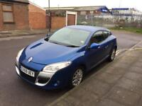 RENAULT MEGANE COUPE 2009 LOW MILAGE 1.5 DCI