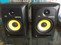NEW KRK ROKIT 6 PAIR !!