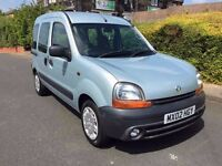 Renault Kangoo 1.2 16v Authentique 5dr AUTOMATIC