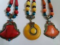 Indian ethics necklace sets