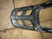 MOTORCYCLE CARRIER RACK... any fair offers..