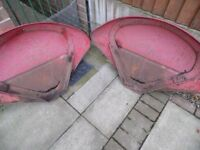 MASSEY FERGUSON 35 WINGS/FENDERS (PAIR) £50