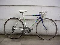 Vintage 1980's Mens Road/ Touring/ Commuter Bike by Falcon, Small Size, JUST SERVICED/CHEAP PRICE!!!