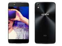 Alcatel Idol 4 1080p Android Phone WITH FREE VR HEADSET AND 16GB MICRO SD