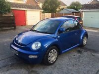 Volkswagen Beetle 52 Plate 1.6 Petrol, New Cambelt Kit Fitted