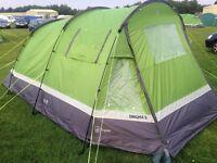 HiGear Enigma 5 tent