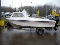 SEAHOG HUNTER FISHING BOAT / DAY BOAT