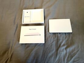 HARDLY USED GENUINE APPLE WIRELESS MAGIC TRACKPAD 2, FOR IMAC AND MACBOOK £70 NO OFFERS CAN DELIVER