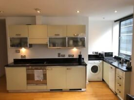 Entire kitchen - modern, handless, all appliances included (willing to sell appliances separately)