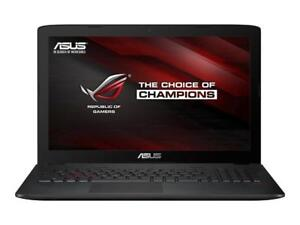ASUS ROG GL552VW ,15.6 ''  FHD, Intel i5-6300hq 8GB, 1TB, GeFORCE Nvidia GTX 960M+Mc Office Pro