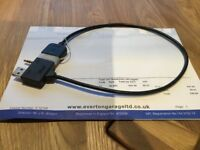 iPod lead for stereo system in Hyundai cars
