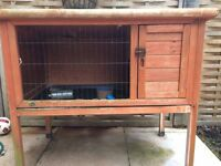 Outdoor Rabbit Cage