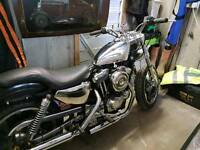 Harley davidson custom 1200 buell 1996