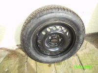 Firestone wheel- Fuel-Saver Tyre-195/65 R15 91V never used